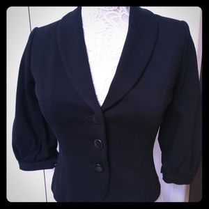 Shape fx fitted jacket